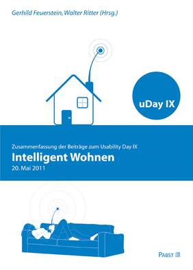 Intelligent Wohnen Zusammenfassung Der Beiträge Zum Usability Day Ix